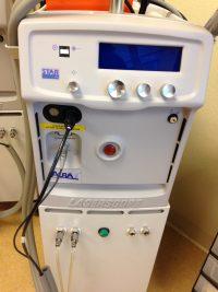 Laserscope Aura i System