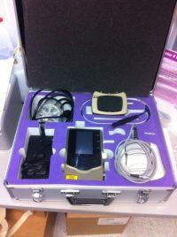 Focus Medical NaturaLase 980 System in Case