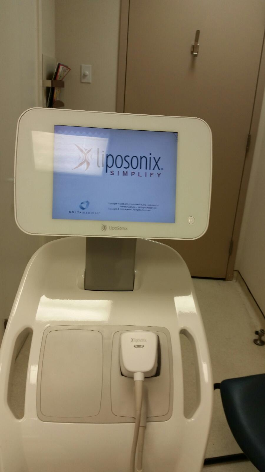 Liposonix System Close